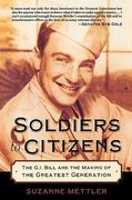 Soldiers to Citizens 0 9780195331301 0195331303