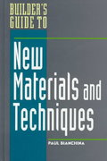 Builder's Guide to New Materials and Techniques 1st edition 9780070157637 0070157634