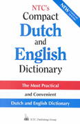 NTC's Compact Dutch and English Dictionary 1st edition 9780844201016 0844201014