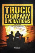 Truck Company Operations 2nd Edition 9781630181185 1630181188