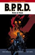 B.P.R.D. Volume 14: King of Fear 0 9781595825643 1595825649