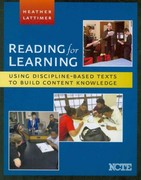 Reading for Learning 0 9780814108437 0814108431