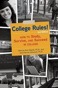 College Rules! 3rd Edition 9781607740018 160774001X