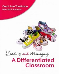 Leading and Managing a Differentiated Classroom 1st Edition 9781416610748 141661074X