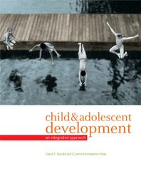 Child and Adolescent Development 1st Edition 9781133168379 113316837X