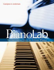 PianoLab 7th edition 9780495917038 0495917036