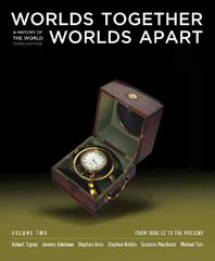 Worlds Together, Worlds Apart 3rd Edition 9780393934946 0393934942