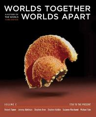 Worlds Together, Worlds Apart 3rd edition 9780393934977 0393934977