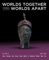 Worlds Together, Worlds Apart 3rd edition 9780393934960 0393934969