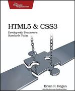 HTML5 and CSS3 1st Edition 9781934356685 1934356689
