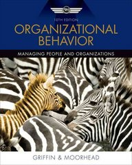 Organizational Behavior 10th edition 9780538478137 0538478136