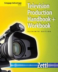 Cengage Advantage Books: Television Production Handbook (with Workbook) 11th edition 9781111347901 1111347905