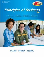 Principles of Business 8th edition 9781111426941 1111426945