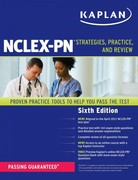 Kaplan NCLEX-PN 6th Edition 9781607148289 1607148285