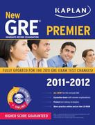 New GRE 2011-2012 Premier with CD-ROM 0 9781607148494 1607148498