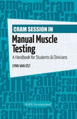 Cram Session in Manual Muscle Testing 1st Edition 9781556429972 1556429975