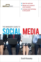 Manager's Guide to Social Media 1st Edition 9780071754330 0071754334