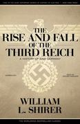 The Rise and Fall of the Third Reich 0 9781441734204 1441734201