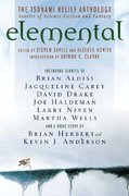 Elemental: The Tsunami  Relief Anthology 1st edition 9780765315632 0765315637