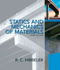 Statics and Mechanics of Materials 3rd edition 9780132166744 0132166747