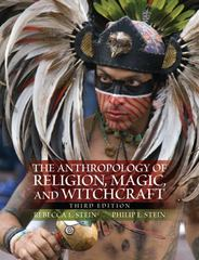 The Anthropology of Religion, Magic, and Witchcraft 3rd Edition 9780205718115 0205718116