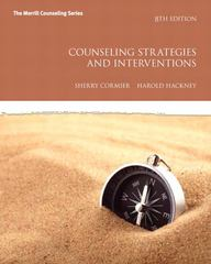 Counseling Strategies and Interventions 8th edition 9780137070183 0137070187