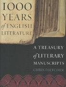 1000 Years of English Literature 0 9780810946064 0810946068