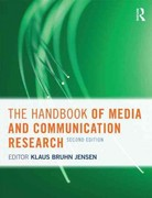 A Handbook of Media and Communication Research 2nd edition 9780415609661 0415609666