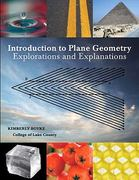 Introduction to Plane Geometry 1st edition 9780558661625 0558661629