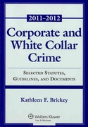 Corporate and White Collar Crime 5th edition 9780735507449 0735507449