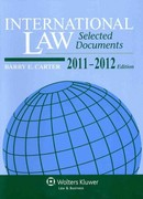 International Law 0 9780735507456 0735507457