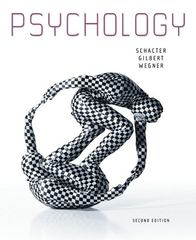 Psychology 2nd edition 9781429237192 1429237198