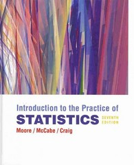 Introduction to the Practice of Statistics 7th edition 9781429240321 1429240326