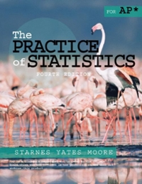 The Practice of Statistics 4th edition 9781464100659 1464100659