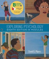 Exploring Psychology in Modules (Loose Leaf) 8th edition 9781429268158 1429268158