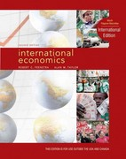 Study Guide for International Economics 2nd edition 9781429268684 1429268689