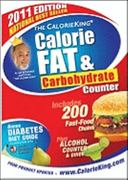 CalorieKing Calorie Fat and Carb 0 9781930448339 1930448333