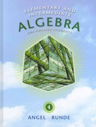 Elementary & Intermediate Algebra for College Students plus MyMathLab/MyStatLab Student Access Code Card 4th edition 9780321709028 0321709020