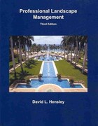 Professional Landscape Management 3rd Edition 9781588749505 1588749509