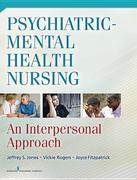 Psychiatric-Mental Health Nursing 1st Edition 9780826105639 0826105637