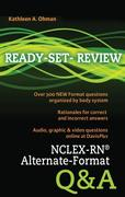 NCLEX-RN Alternate-Format Q&A 1st Edition 9780803625396 0803625391