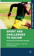 Sport and Challenges to Racism 0 9780230236158 0230236154