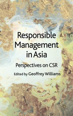 Responsible Management in Asia 0 9780230252417 0230252419