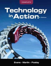 Technology In Action, Complete 8th edition 9780131391574 0131391577