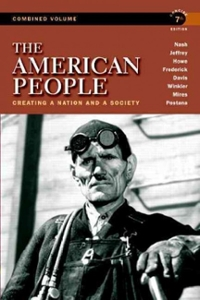 The American People 7th edition 9780205805532 0205805531