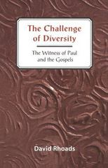 The Challenge of Diversity 1st Edition 9780800629823 0800629825