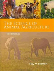 Science of Animal Agriculture 4th Edition 9781435480742 1435480740