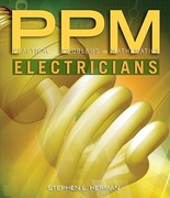 Practical Problems in Mathematics for Electricians 9th edition 9781111313470 1111313474