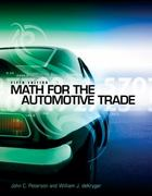 Math for the Automotive Trade 5th Edition 9781111318239 1111318239