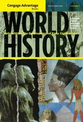 Cengage Advantage Books: World History 5th edition 9781111345167 1111345163